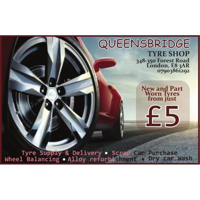 Queens Bridge Tyre Shop Ltd - London, London E8 3AR - 07903 861292 | ShowMeLocal.com