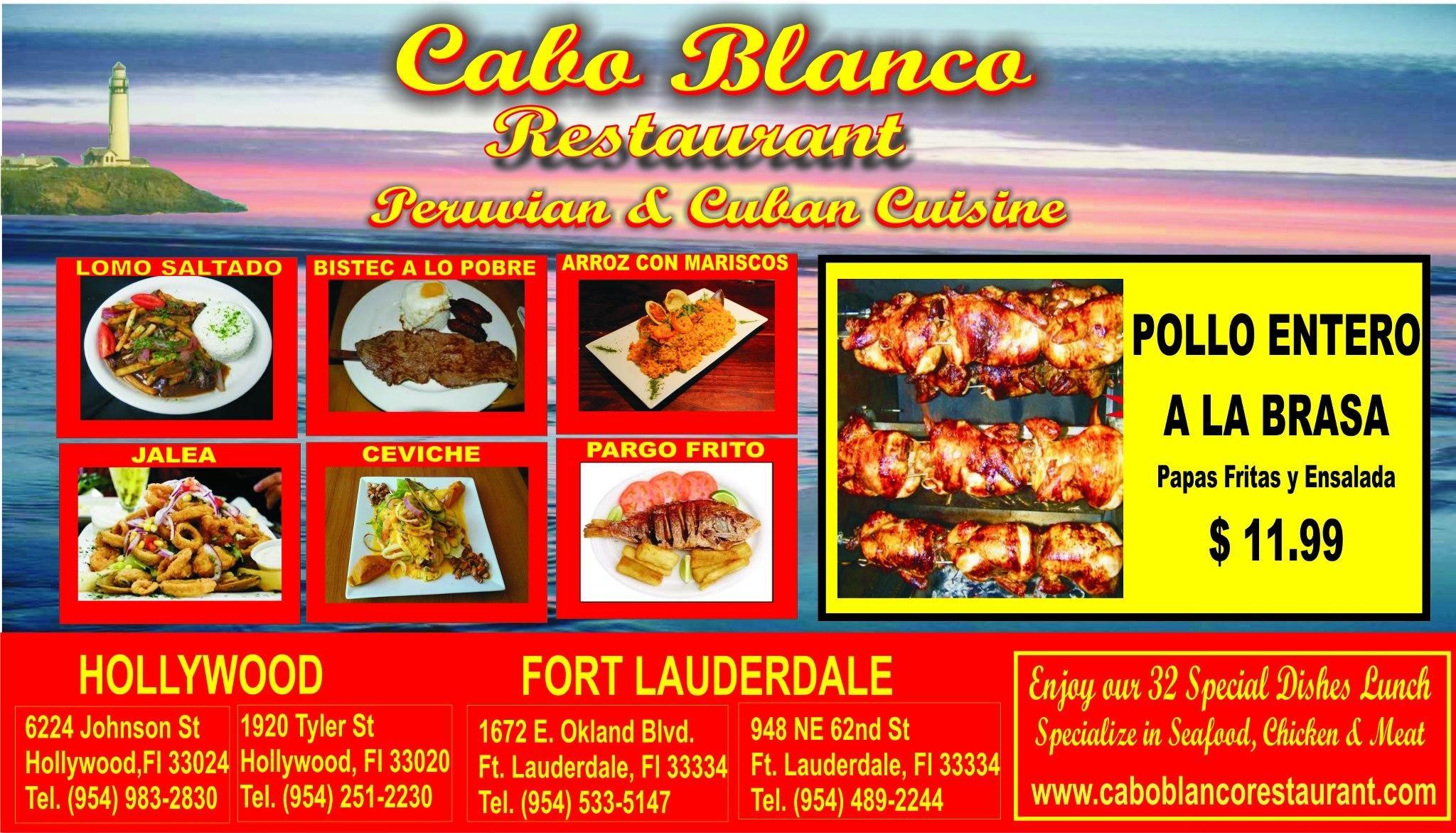 Cabo Blanco Restaurant