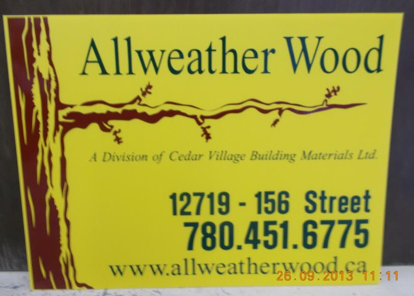 Allweather Wood