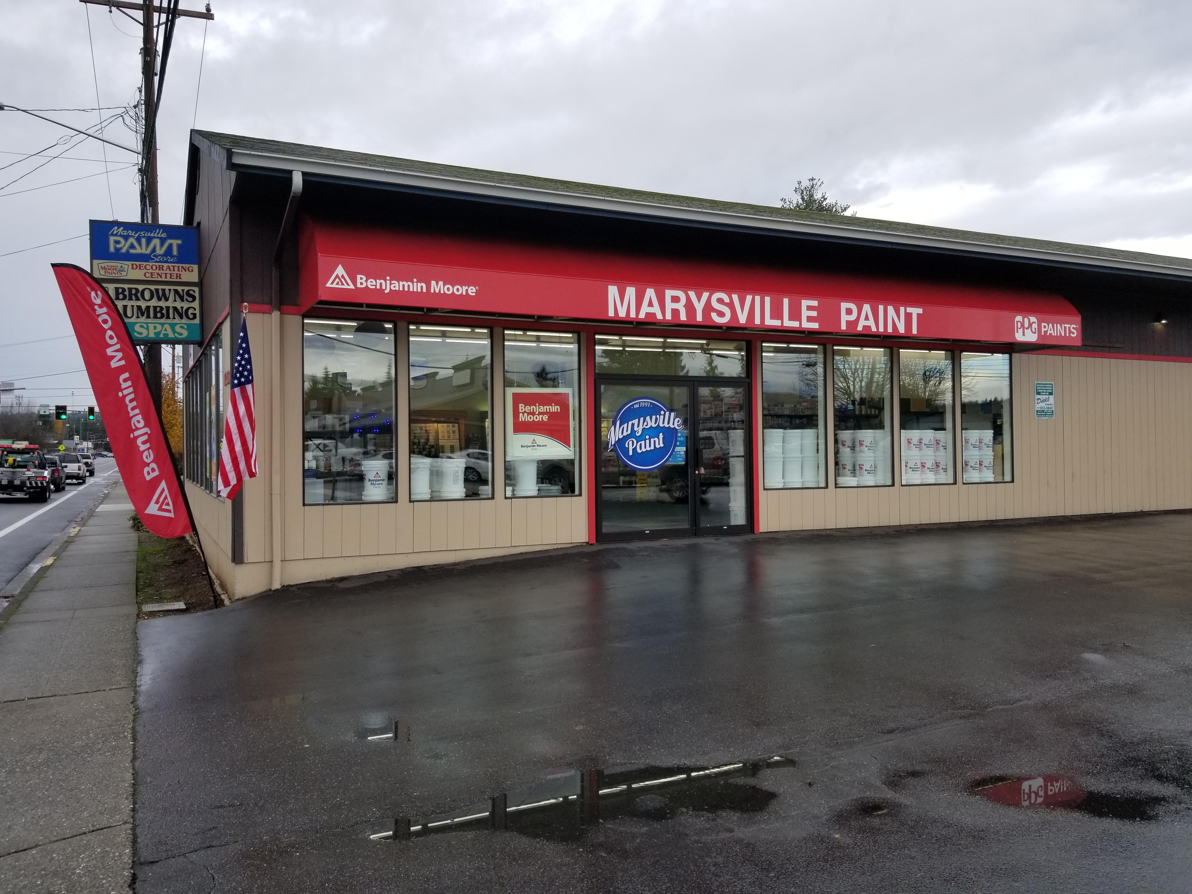 Marysville Paint