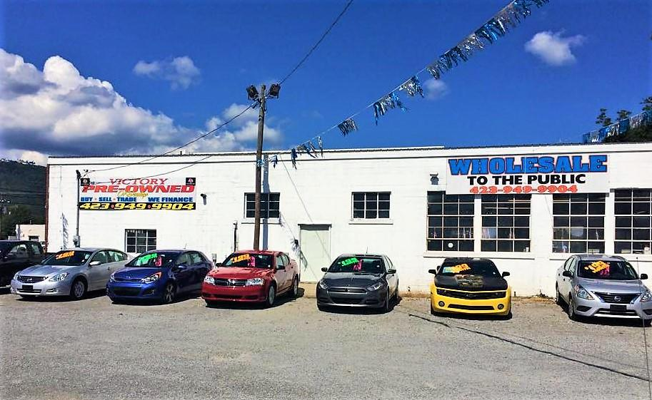 Victory Used Cars Dunlap Tn