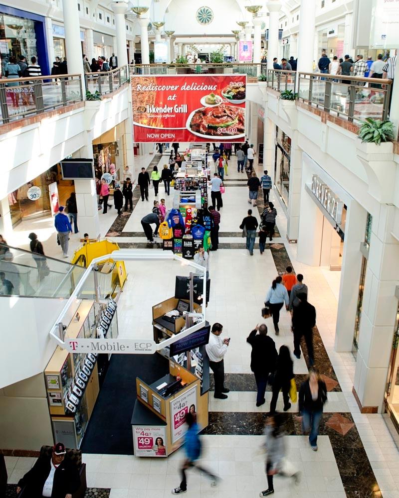 Menlo Park Mall