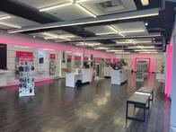 Interior photo of T-Mobile Store at Valley Mall & Santa Anita, El Monte, CA