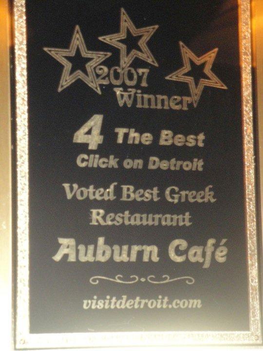 Auburn Cafe - Ecorse, MI