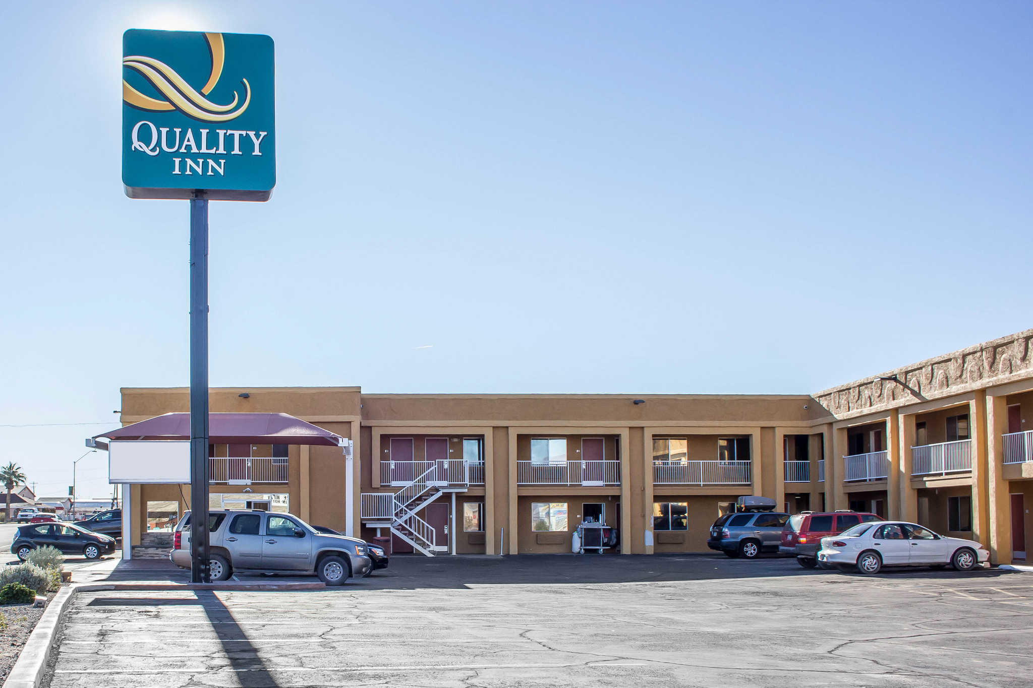 Choose Quality Inn hotels by Choice Hotels for value and exceptional amenities to.