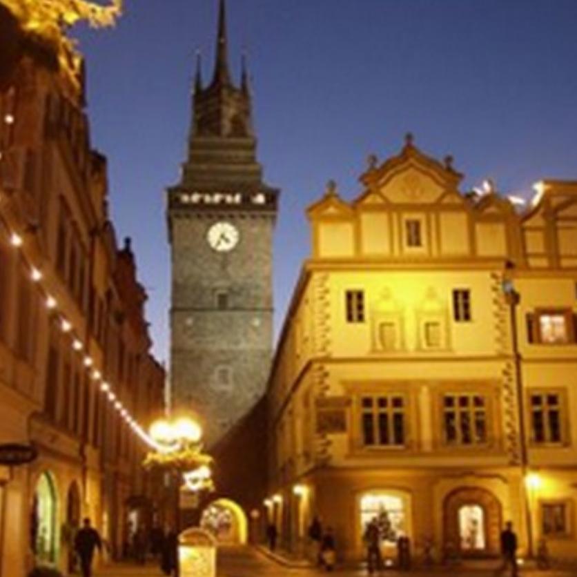Pardubice - magistrát města