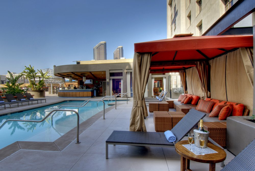 US Grant Hotel: Built in by Ulysses Grant, Jr., to honor his father, this downtown hotel is within walking distance of the shops and restaurants in the Gaslamp Quarter, San Diego's historic dining, shopping, and entertainment mecca.
