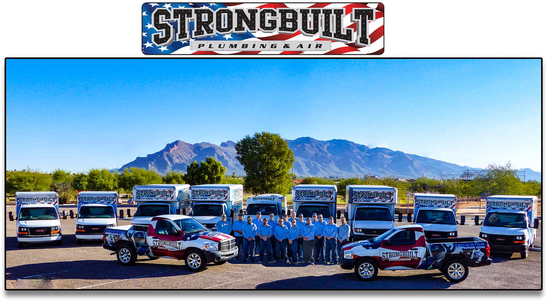 Strongbuilt Plumbing Amp Air Tucson Arizona Az