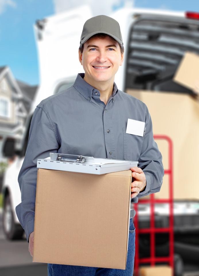 Eve Quick Delivery Transport towarów do 1,5 tony