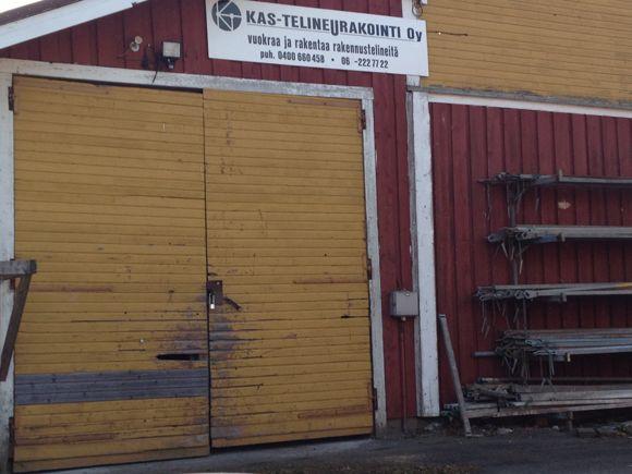 Kas-Telineet Oy