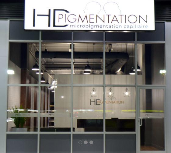 HD Pigmentation