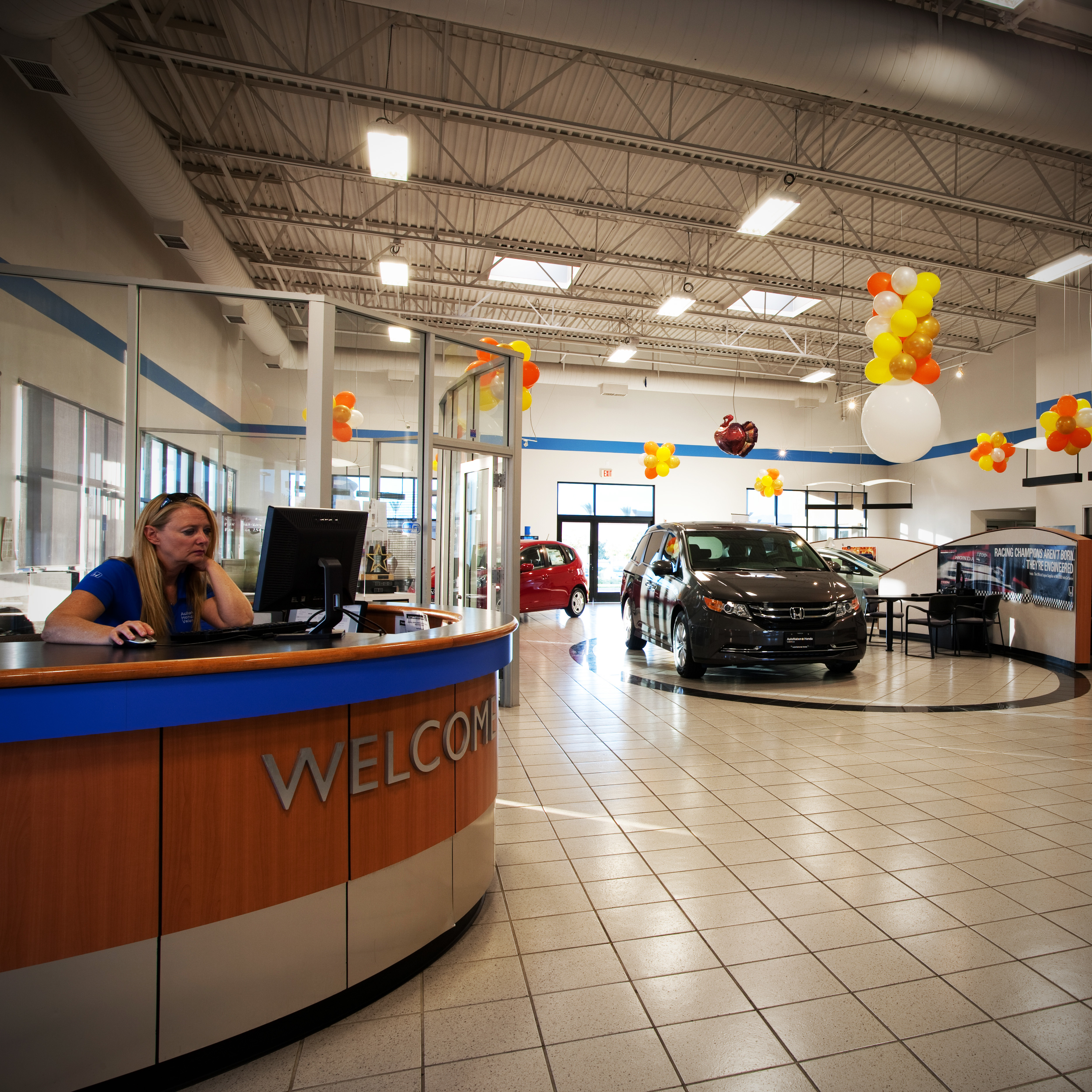 Galpin service center los angeles auto repair and service for Honda valencia service