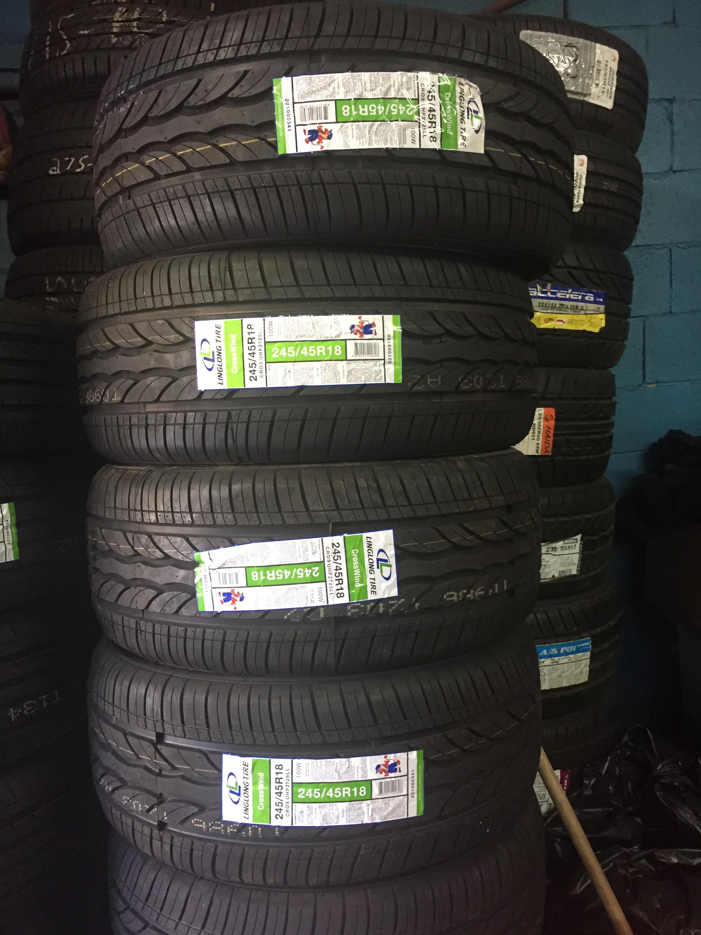 Ava tires inc
