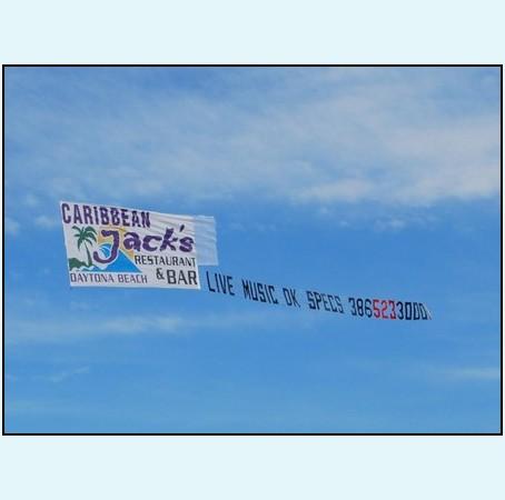 Fort Lauderdale, Florida Aerial Advertising