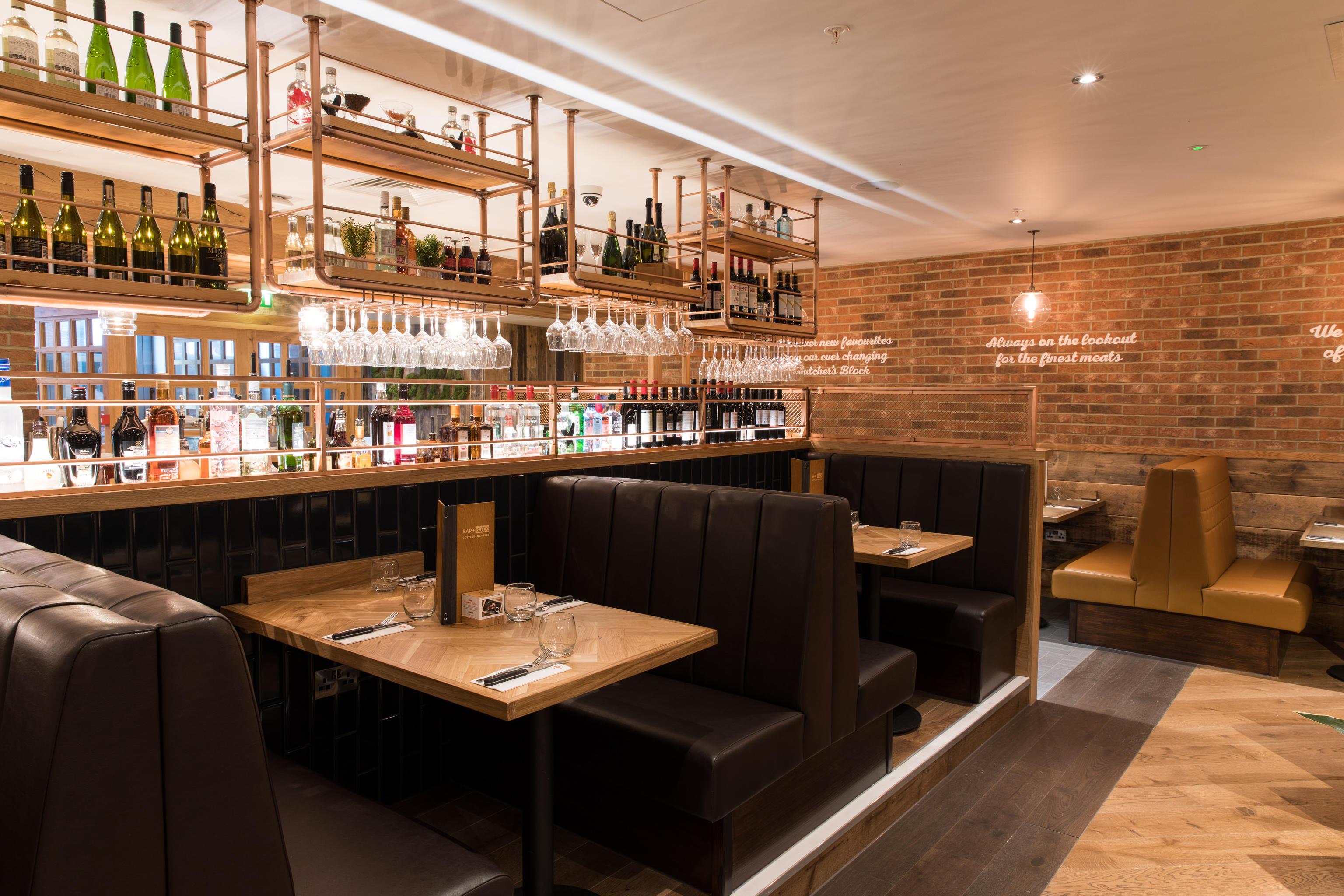 Bar + Block Steakhouse Aldgate