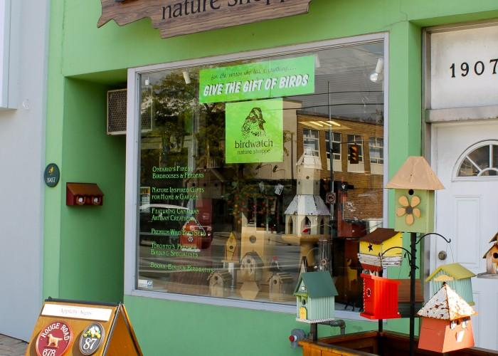Birdwatch Nature Shoppe