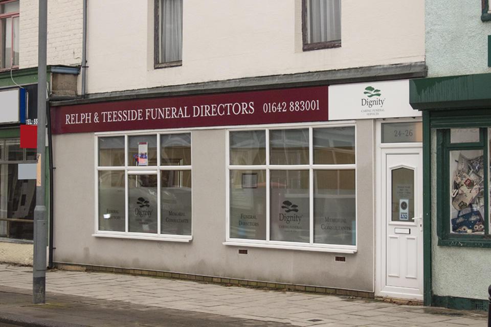 Relph & Teesside Funeral Directors