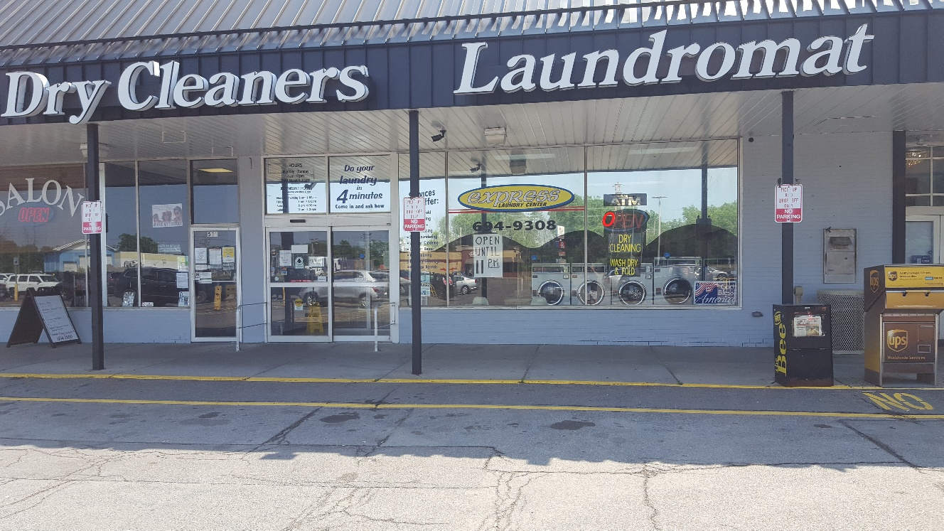 Division Street Laundry