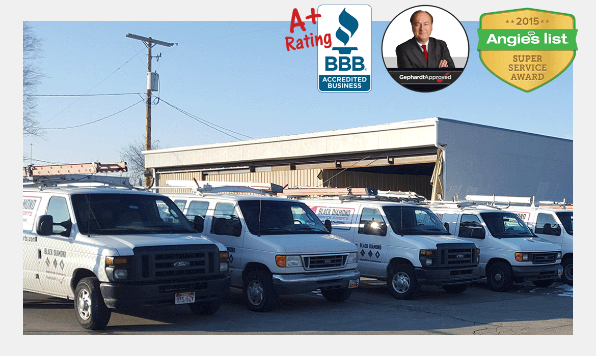 Black Diamond Electric, Plumbing, Heating and Air Conditioning