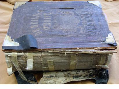 Kok Handboekbinderij-Restauratie R