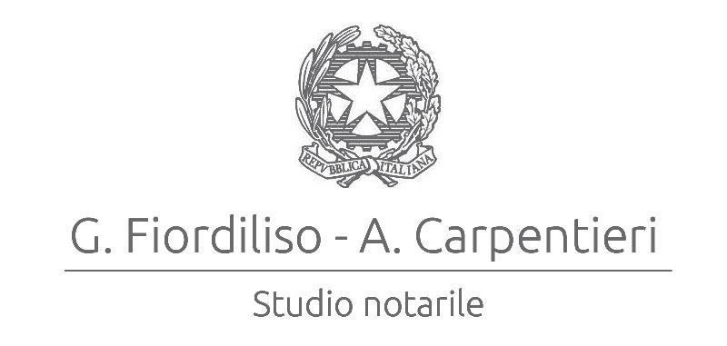Studio Notarile Fiordiliso - Carpentieri