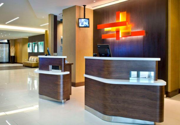 Hotels in Fairfax, VA near George Mason University