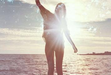 Beach bum tanning single session