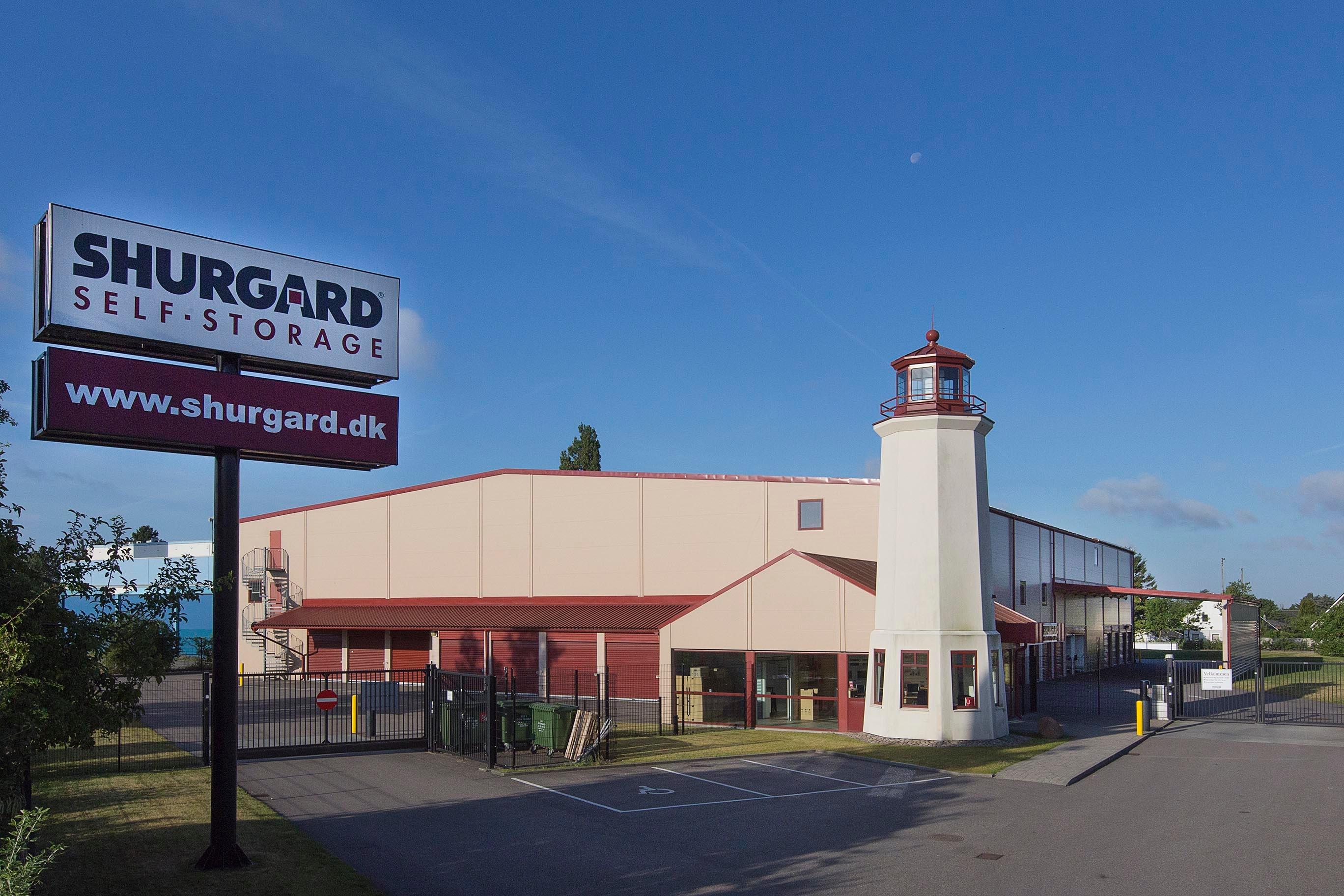 Shurgard Self-Storage Brøndby - Glostrup