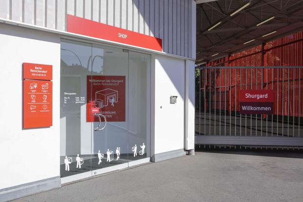 Kundenbild klein 5 Shurgard Self-Storage Berlin Tegel
