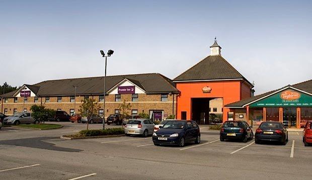 Premier Inn Sheffield-Barnsley