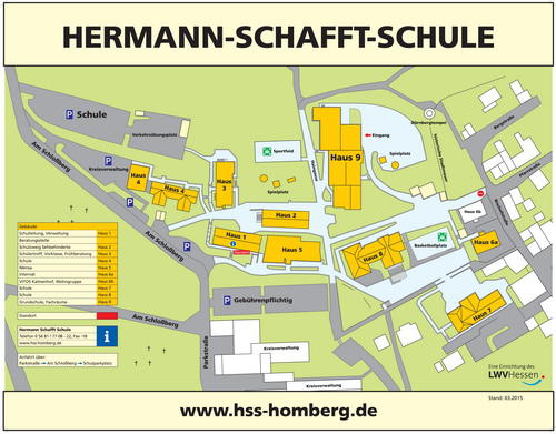Hermann-Schafft-Schule Homberg (Efze)