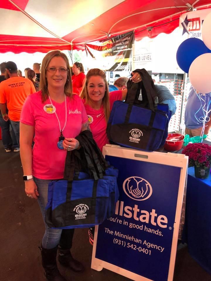 Kathryn Minniehan: Allstate Insurance