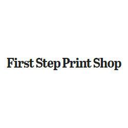 First Step Print Shop