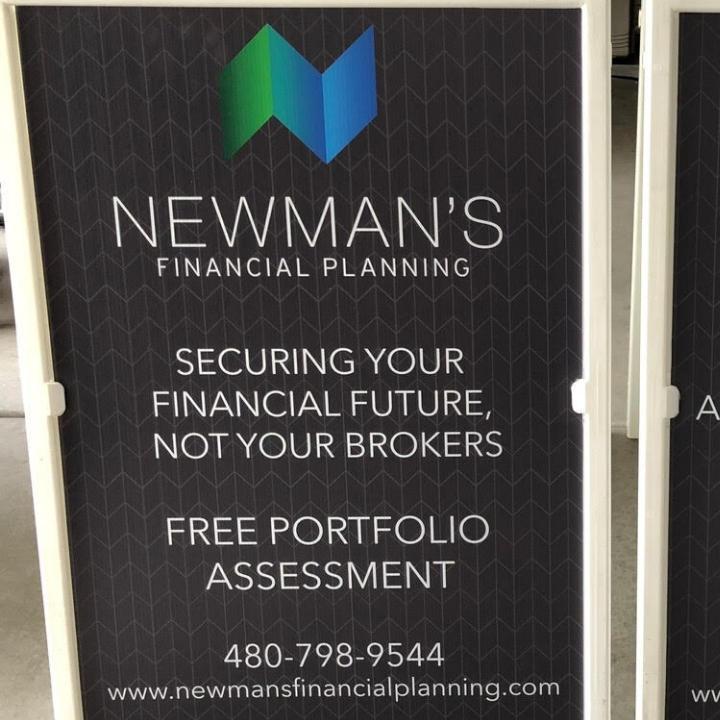 Financial Planner Gilbert Gilbert Certified Financial Planners Retirement planning Gilbert Financial Newman's Financial Planning Queen Creek (480)798-9544
