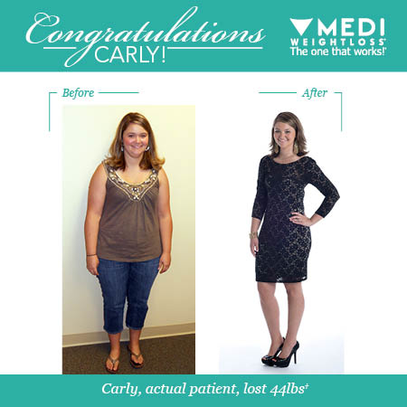 medi weight loss program cost