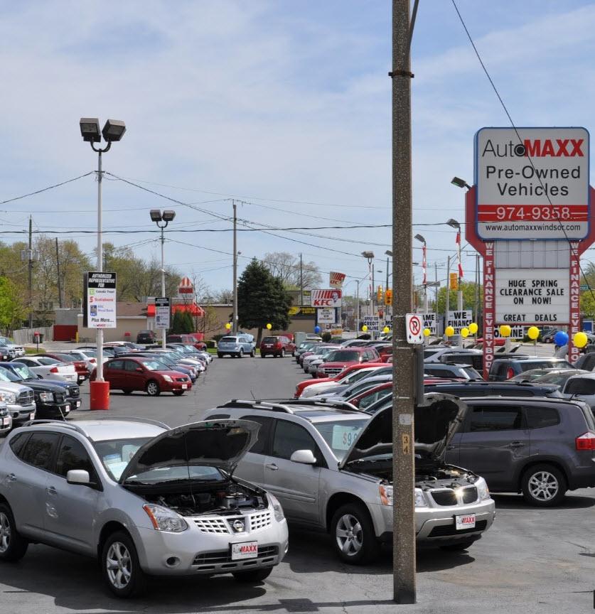 AutoMAXX Pre-Owned Car Center