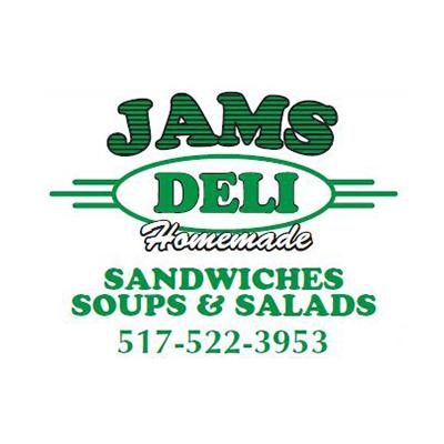 Jams Deli Sandwiches
