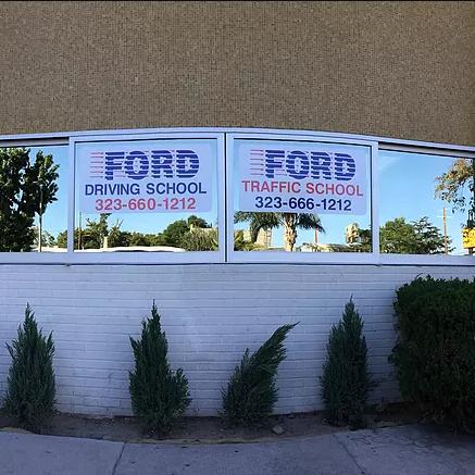Ford Driving School-Ford Traffic School