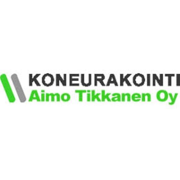 Koneurakointi Tikkanen Aimo Oy