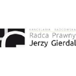 """""""Kancelaria Radcowska"""" Radca Prawny Jerzy Gierdal"""