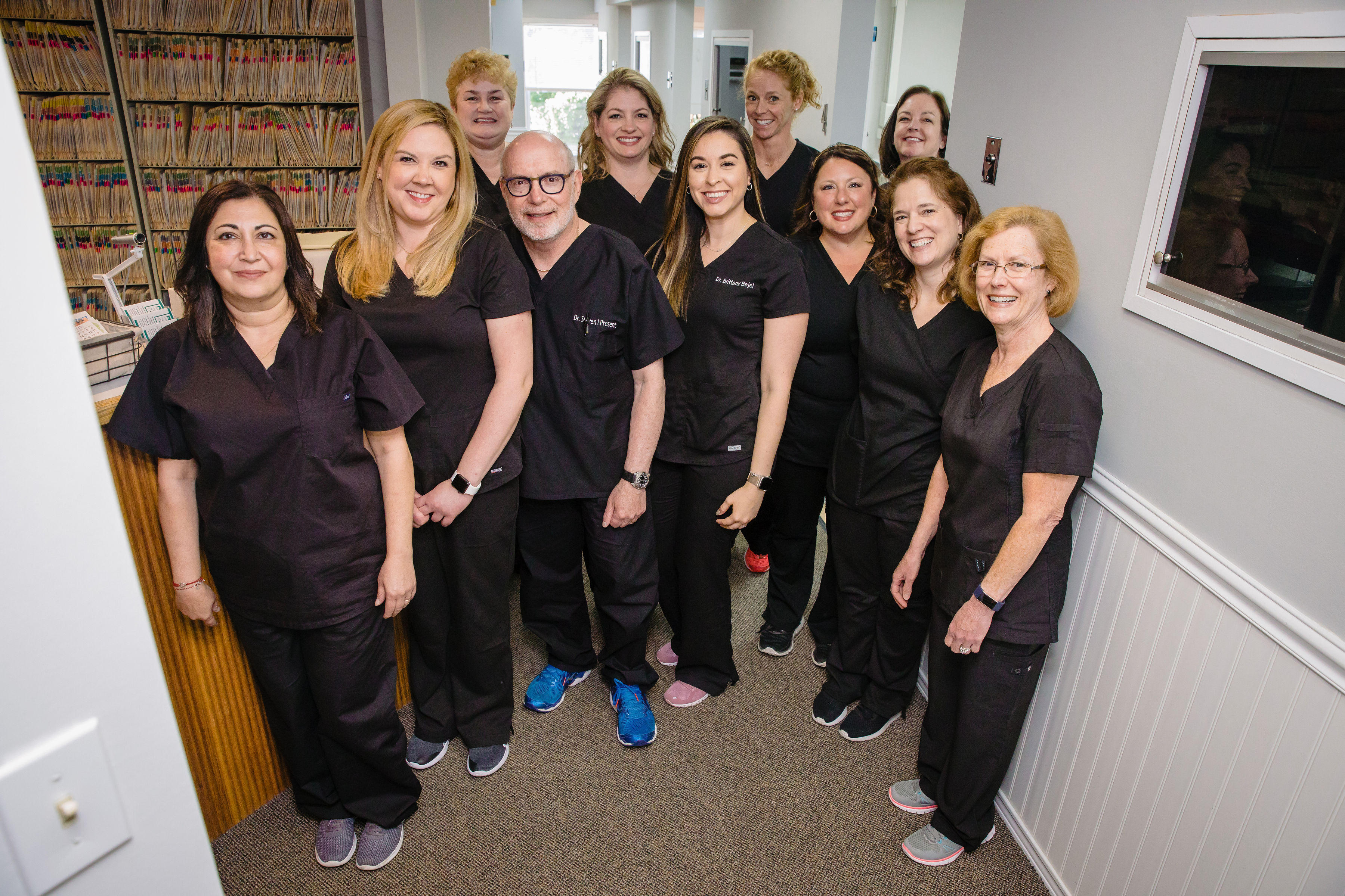 Drs. Bejel & Present - North Wales Family Dentistry