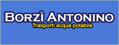 Borzi' Antonino Trasporto Acqua Potabile