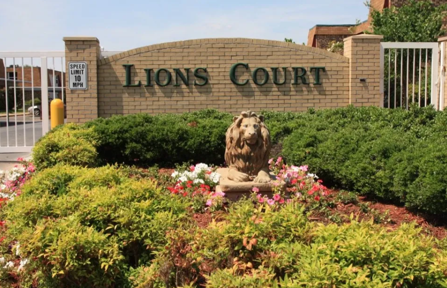Lions Court Apartments