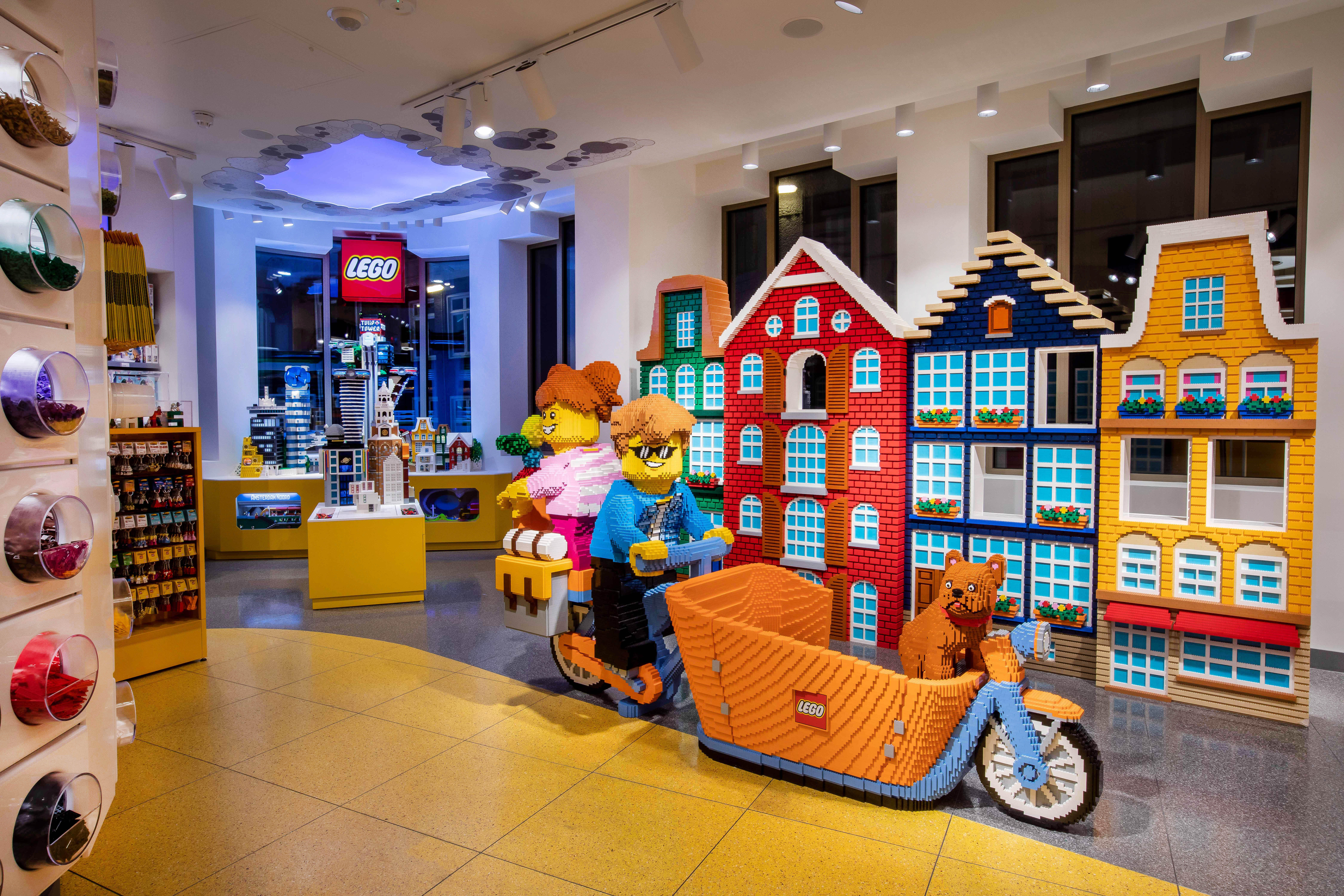 The LEGO® Store Amsterdam