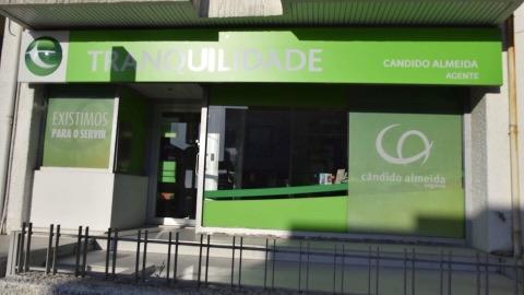 TRANQUILIDADE: Agente Cândido Almeida