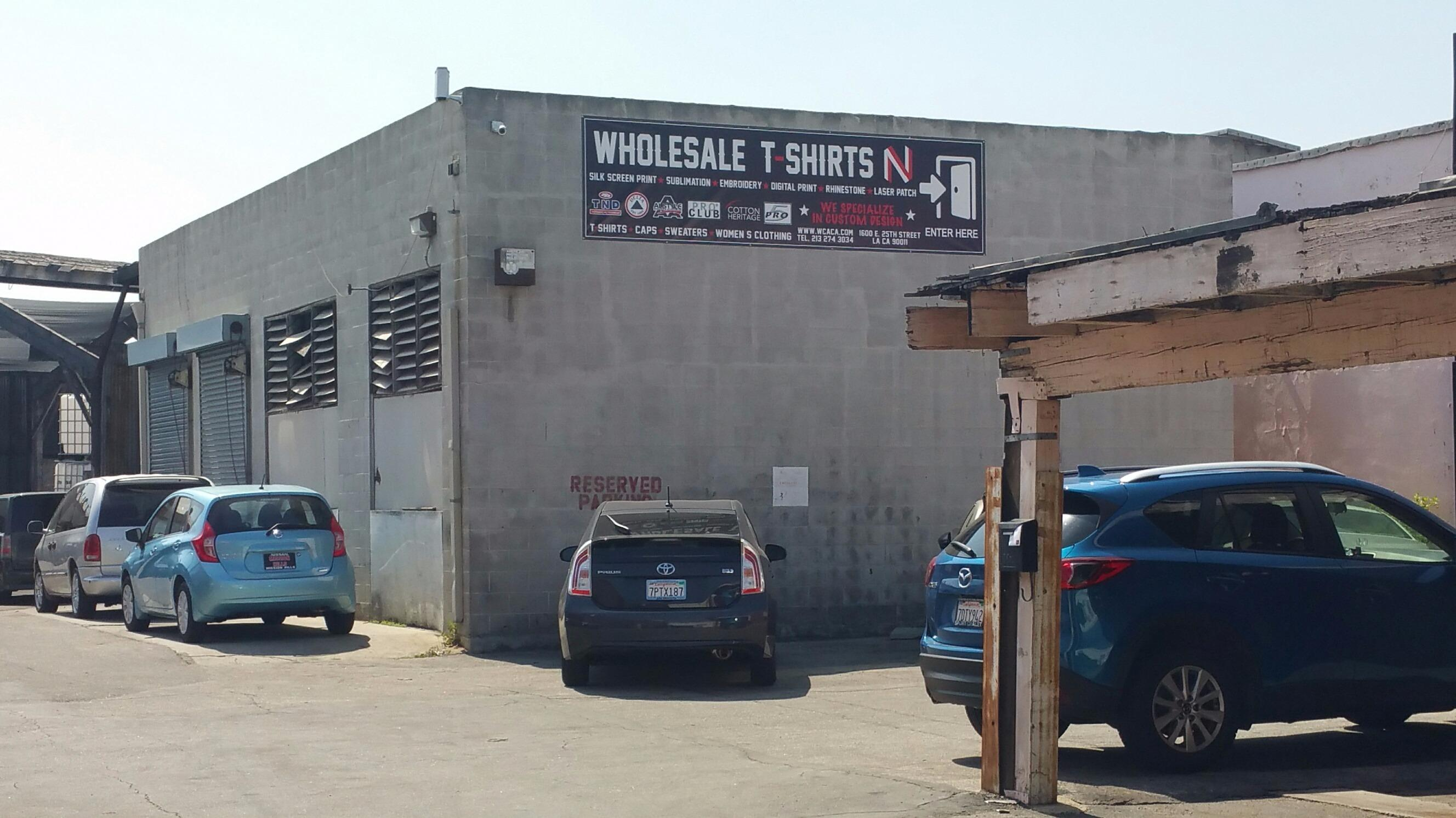 Wholesale t shirts n coupons near me in los angeles 8coupons for Bulk t shirts los angeles