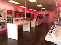 Interior photo of T-Mobile Store at Fawcett Rd & Post Blvd, Avon, CO