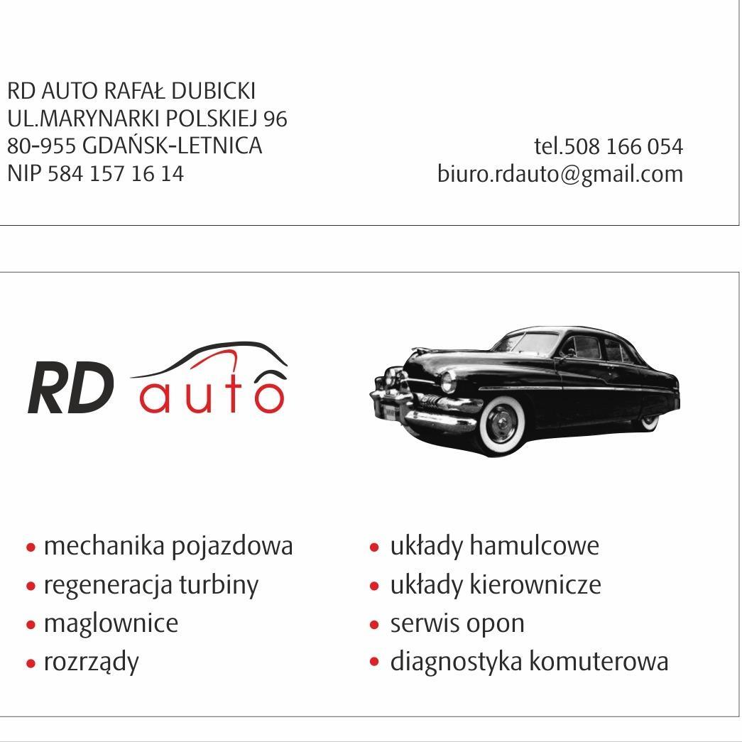 RD AUTO Rafał Dubicki