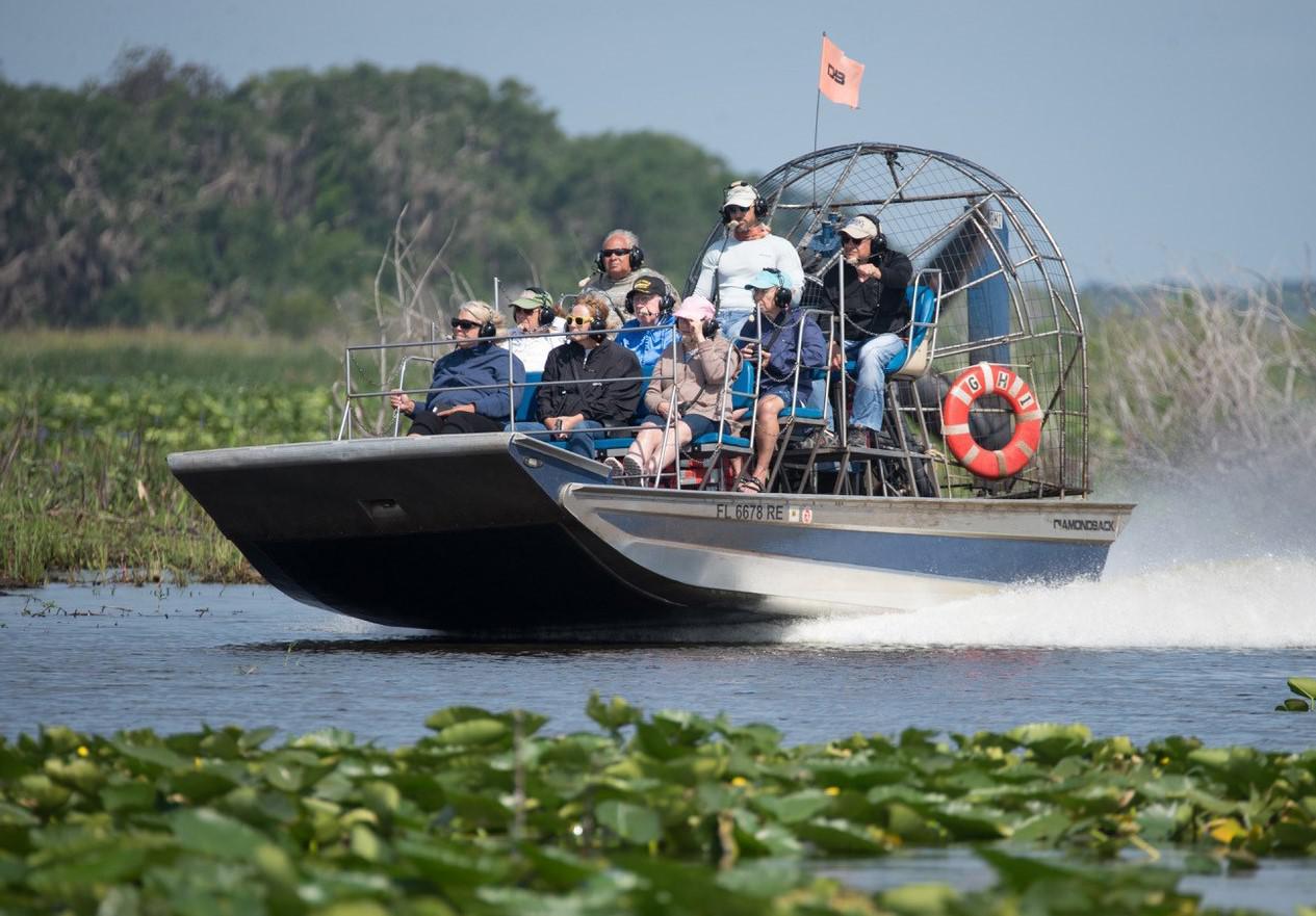 Grape Hammock Fish Camp & Airboat Rides