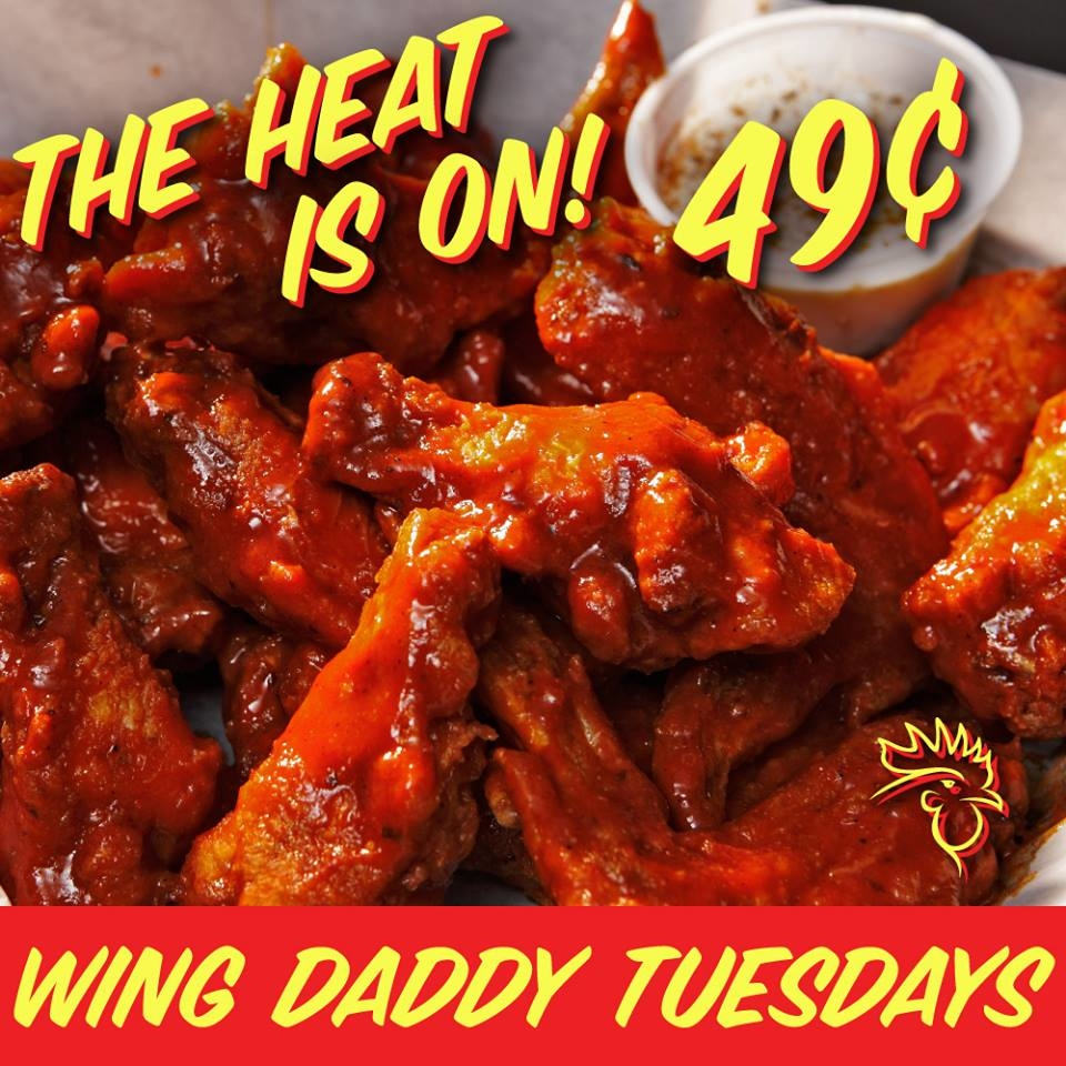 Wing Daddy S Sauce House Corporate Office In El Paso Tx 79903